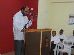 Rev. Abraham Thomas (Aby Ayroor)