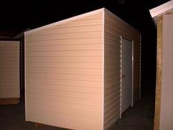 6x10 reverse single gable