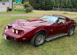 34.77 Chevrolet Corvette