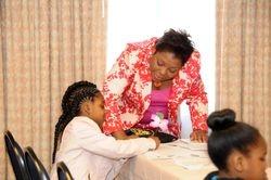 Workshop Guest Monique