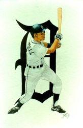 Glenn Trammell, Detroit Tigers
