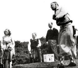 Prins Gustav Adolf 6 juli 1945