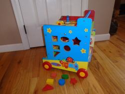Imaginarium Play Away Activity Walker - $20