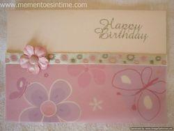 Super Quick Birthday Card 2