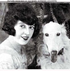 MABEL NORMAND 1920