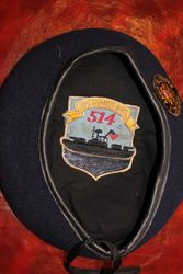 PO. 2nd Class, River Division 514.