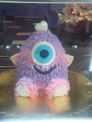 mini monster $25