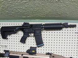 M4A1 CQB RIS