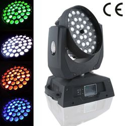 36x10w LED Wash Moving Heads - 8 Available