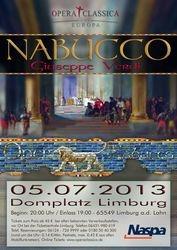 Nabucco, Limburg, Germania