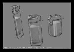 Virus tube concept #2