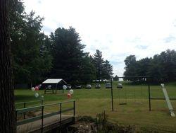 Pine Creek Park, North Liberty IN.