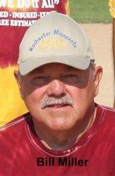 Bill Miller - Past League Coordinator