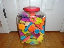 Battat B. Toys Educational Building Set - Bristle Block Stackadoos 110 - $20