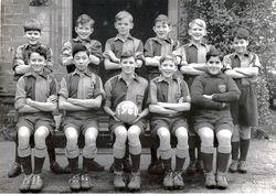 1st XII Football team 1960