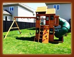 Cedar Summit? Shelbyville Deluxe Play System