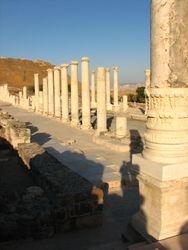 Bet Shean Pillars 2