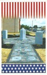 CCVHOF Monument