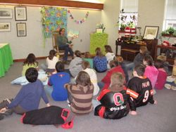 Mechanicsburg Public Library Seuss-a-Thon