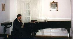 Zelazowa Wola - Chopin's house - 1999