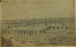 Capital Building in Austin construction