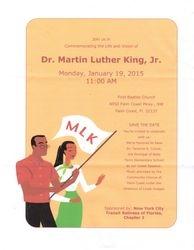 MLK Ecumenical Program
