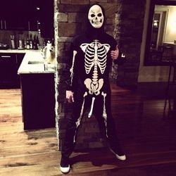 "Tweeted by Jared (30 Oct 12): ""Happy Halloweenie!!!"""