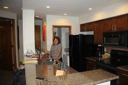 Jeanie in the Kitchen