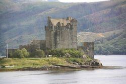 Eilean Donald Castle, near Island of Skye