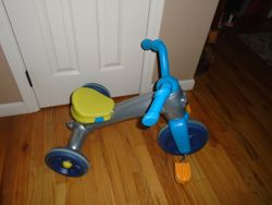 Fisher Price Grow-With-Me Trike - $18
