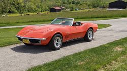 11.69 Corvette Roadster.