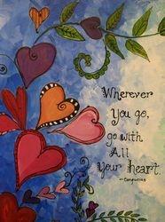 Wherever You Go...