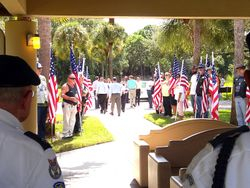 Ceremony for Heroes without Families