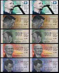 Suuret setelit nayttaa talta seuraavan rahauudistuksen jaljilta.