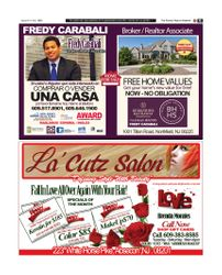 The Society Page en Espanol - FREDY CARABALI / LA CUTZ