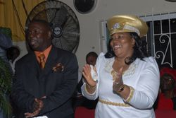 Pastor & First Lady Richards