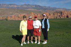 Barb, Karen, Lynn, & Sue
