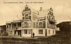 Hotell Kristinegrund 1911