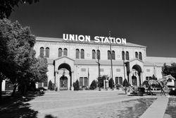 Union Station in Ogden, UT