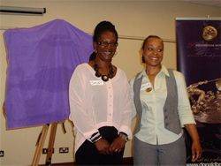 Janet Wilson & Sandra Joseph