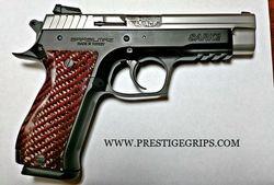 SAR ARMS K2 .45 SMOOTH red CF mounted