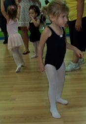 Ballerinas~Aloura, Addison, & Avery