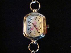 Breast Cancer Awareness Watch (Item #4034)