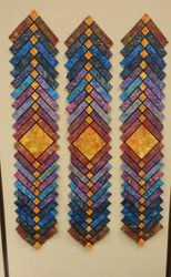 Three braid sections