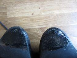 Grind toe flat
