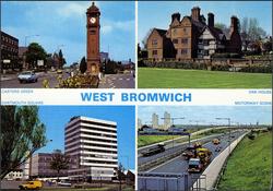 West Bromwich. c1960s.