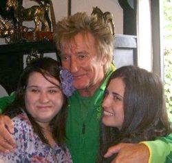 Rod with Liz and Jayne