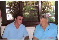 Spencer Churchill and Wayne Bridges