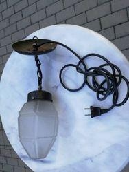 Art Deco stiliaus lempa. Kaina 48