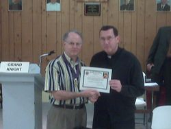 Father Anthony Kuzia, C.M.